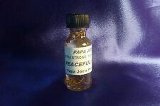 PEACEFUL HOME  PAZ EN EL HOGAR Oil Aromatherapy Papa Joe Hoodoo Voodoo Santeria.