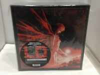 NEON GENESIS EVANGELION 4 LD Limited BOX JAPAN anime LaserDisc Special Set