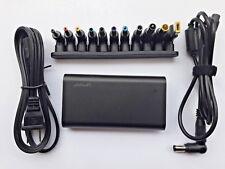 Jialin 90W Universal Laptop AC Adapter Power Charger 15V/16V/18.5V/19V/19.5V/20V