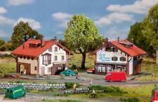 Faller 232245 - 1/160 / N Apotheke Und Bäckerei - Neu
