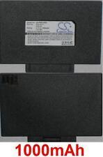Batterie 1000mAh type PMD-B2 PMD-BAT1 PMD-BAT2 Pour Alpine Blackbird PMD-B100