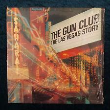 The Gun Club The Las Vegas Story Vinyl Record LP Animal Records APE 6006 1984
