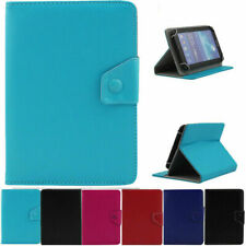 "For Samsung Galaxy Tab 2/3/4/10"" Universal PU Leather Tablet Stand Case Cover US"