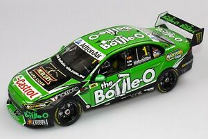 1:18 Authentic Collectables Mark Winterbottom 2016 ITM Auckland FGX Falcon #1