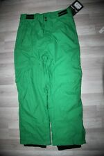 Original BILLABONG Pantalon Snow Ski Forever vert   Taille : XL neuf