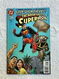 Adventures of Superman #541 (Dec 1996, DC) Fine