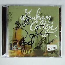 Graham Colton Band Singed CD Drive