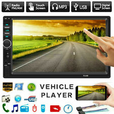 7 Inch 7018B 2 DIN Car Vehicle FM Stereo Vedio Radio MP5 Player Touch Screen