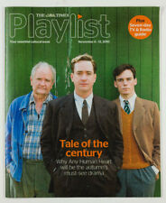 JIM BROADBENT MATTHEW MACFADYEN SAM CLAFLIN SUNDAY TIMES PLAYLIST MAGAZINE 2010
