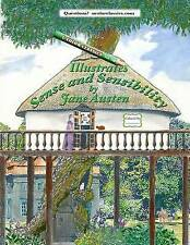 U Color Classics Ilustrates Sense and Sensibity by Jane Austen by Taft, Ginny