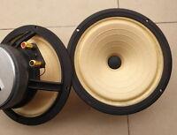 2pcs HIEND davidlouis Lcao audio  F6 6.5inch fullrange speaker PK lowther Fostex