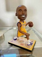 Lakers Kobe Bryant Action figure Bobble head NEW Lakers Lebron Jersey hat pin