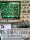HP 54602B Oscilloscope SelfCal OK! No screen burn 150 MHz 4 Ch DSO