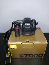 Nikon D7000 16.2MP Digital SLR Camera - Black (Body Only)