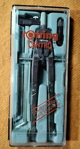 Rotring Centro Giant Bow Rapid Adj. With Extension Bar Compass
