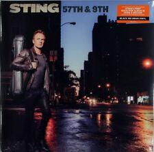 Sting - 57th & 9th (180g Vinyl LP - Gatefold Sleeve) New & Sealed