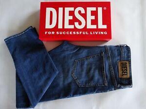 Diesel Jeans - Buster - Regular Slim Tapered Fit - 082AZ - BNWT