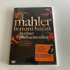 Haitink / Mahler - Symphony No. 3 (DVD) - Berlin Philharmonic, Florence Quivar..