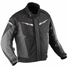 Ixon Textile Motorcycle Jackets with Removable Armour