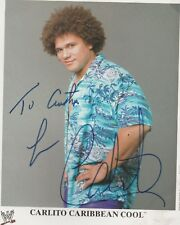 Wwe Corlito Hand Signed Autographed 8X10 Stock Photo
