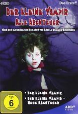 Der kleine Vampir - Die komplette Serie * NEU OVP * 4 DVDs * Alle Abenteuer