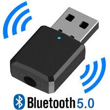USB Bluetooth Dongle Adapter 5.0 Musikempfänger LED Sender für Auto PC Sandisk