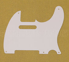 005-1514-000 Genuine Fender '50s  Reissue 1-Ply USA Telecaster White Pickguard