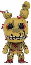 Funko pop 110 Springtrap Five Nights at Freddy's Fnaf
