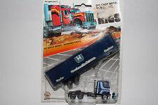Zee Toys 1989 Zylmex BIG RIGS, West Jersey Health Systems, Semi Truck
