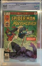 Marvel Team-Up #95 Spider-Man 1st Appearance of Mockingbird