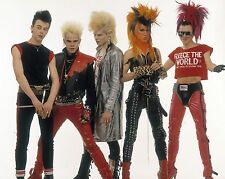 "Sigue sigue sputnik 10"" x 8"" Photograph no 1"