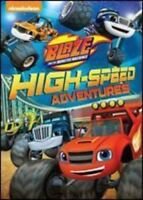 Blaze and the Monster Machines: High-Speed Adventures [New DVD] Ac-3/D