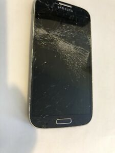 Used & Untested - Samsung Galaxy S4  For Parts Or Repairs Only