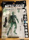 Metal Gear Solid Tactical Ninja Clear Action Figure McFarlane Konami 1999