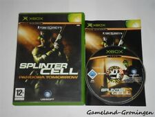 Xbox Game: Tom Clancy's Splinter Cell Pandora Tomorrow (Complete)
