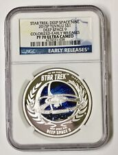 2015 $1 Sunburnt Country Drought /& Flooding Rains 1oz Silver Coin NGC PF70 ER