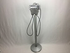 60s Mark II Drive In Movie Speaker Set With Silver Powder Coated Metal Pole Base