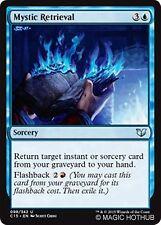 MYSTIC RETRIEVAL Commander 2015 MTG Blue Sorcery Unc