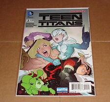 Teen Titans #2 Selfie Variant Edition 1st Print DC New 52