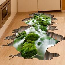 Creative 3D Animal Bathroom Living Room Toilet Wall Decal Sticker L0420-03