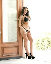 August Ames Adult  Star Unsigned Photo #106 Brazzers Penthouse  Deceased Model