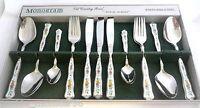 ****  Monogram  Royal  Albert  Old  Country  Roses Cutlery  Set  ****  RARE