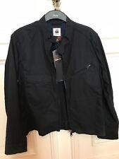 G-Star GStar Herren stylische Jacke Coat Blau Denim Gr. L NEU mit Etikett