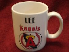 "Los Angeles Angels Mug/ Cup ""LEE""  MLB Baseball Official Lic.Product By Papel 3"""