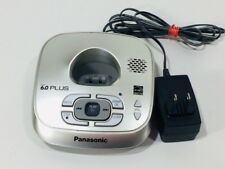 Panasonic KX-TG4021 N DECT Cordless Phone System Base Power Cord Answering Mach.