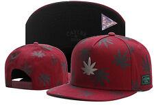 New Hip Hop Men's CAYLER Sons Cap adjustable Baseball Snapback Red hat