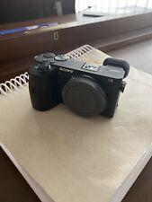 Sony Alpha a6600 24.2MP Mirrorless Camera - Black (Body Only)