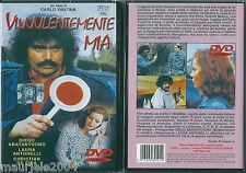 Viuuulentemente mia (1981) DVD NUOVO Laura Antonelli Diego Abatantuono C De Sica