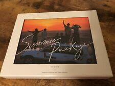 BTS 2016 Summer Package in Dubai With Jimin Photobook DVD NOT INCLUDED