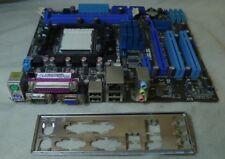 ASUS M4A78L-M le Rev. 1.02G AMD Zócalo AM2 Placa Madre & Placa Trasera
